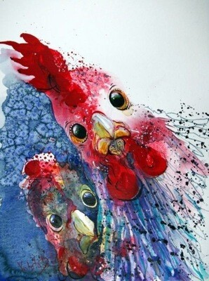 Paint pARTy at The Fig, Sunday 27th October 4pm