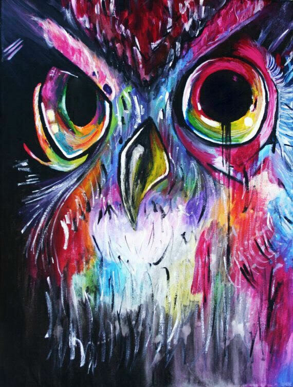 Paint pARTy at Flow Bar Sat October 19th 12pm