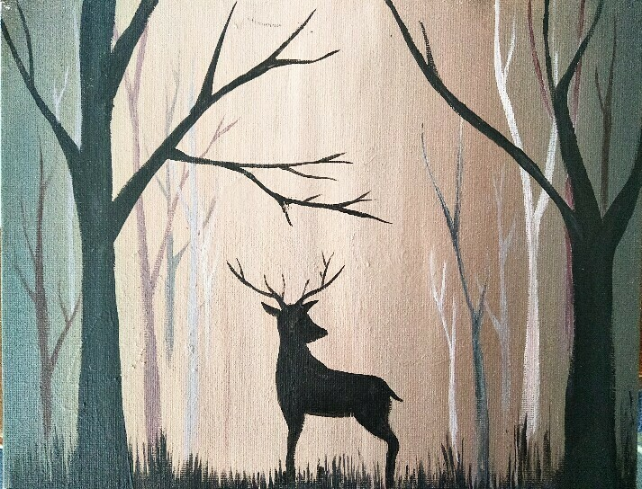 Paint pARTy at Heyfield Top Pub, Tuesday 3rd Dec, 6-9pm