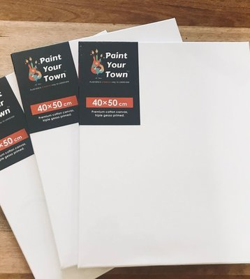 Canvas- 3 pack