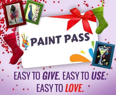 10 class Paint Pass