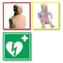 Traditional AED CPR & Choking : Delarey - 14 March 2020