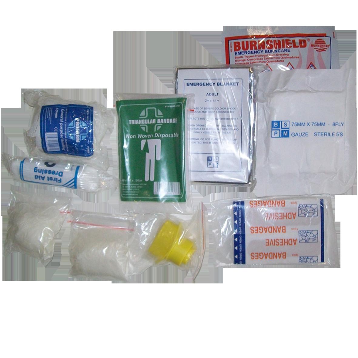 Basic First Aid Kit 0010