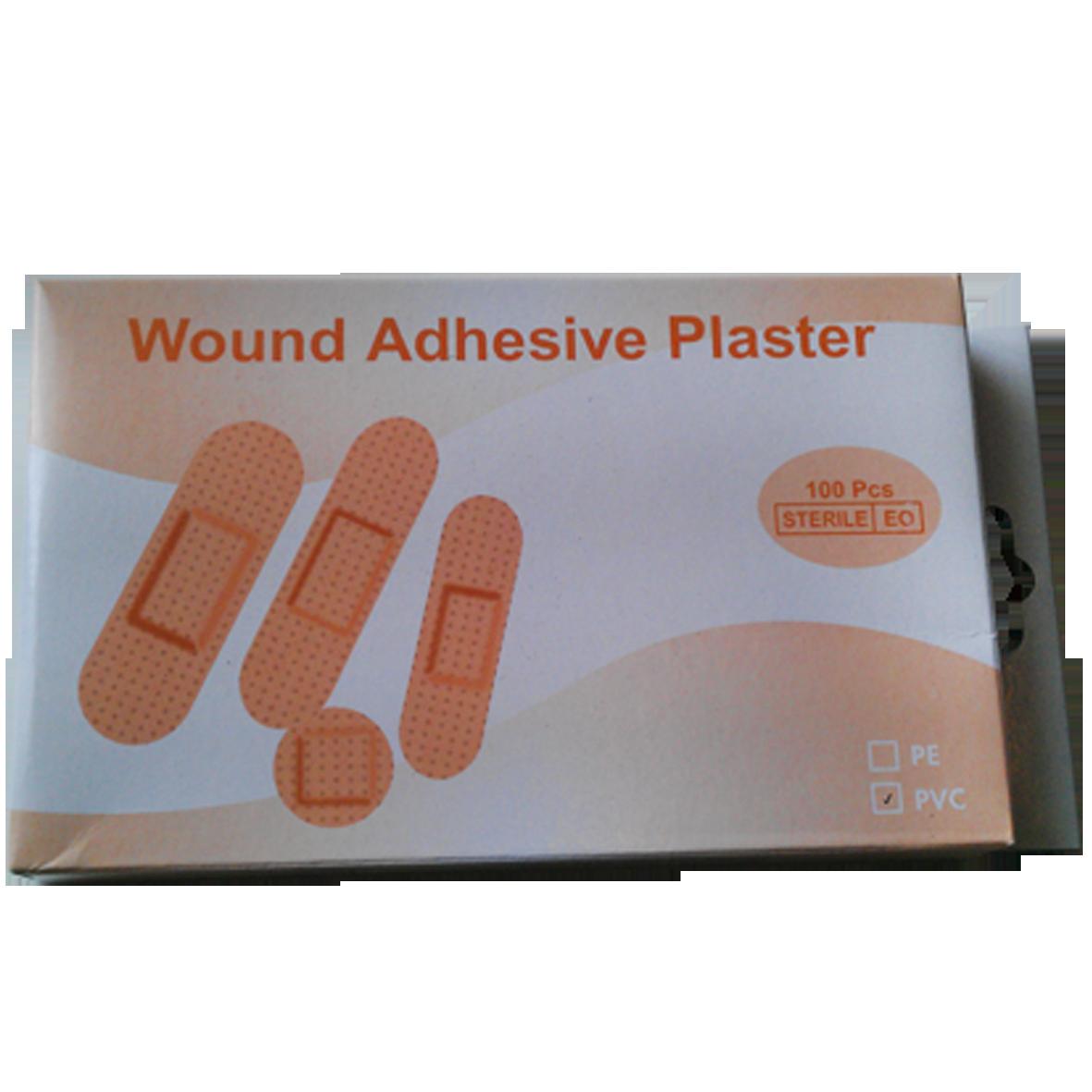 Box of plasters 0018