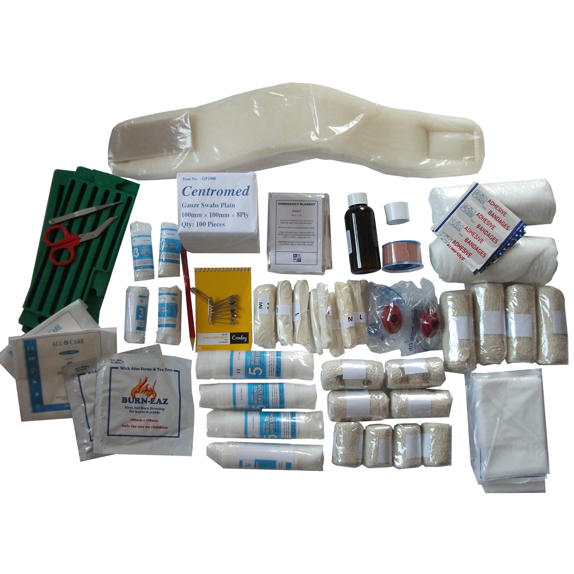 Recommended kit Refill 0024