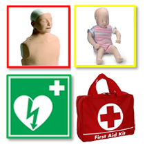 Traditional AED CPR & Choking and Blended Basic First Aid: Delarey - 19 October 2019