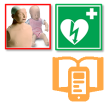 Blended AED CPR & Choking: Weltevredenpark - 15 March 2019 00111