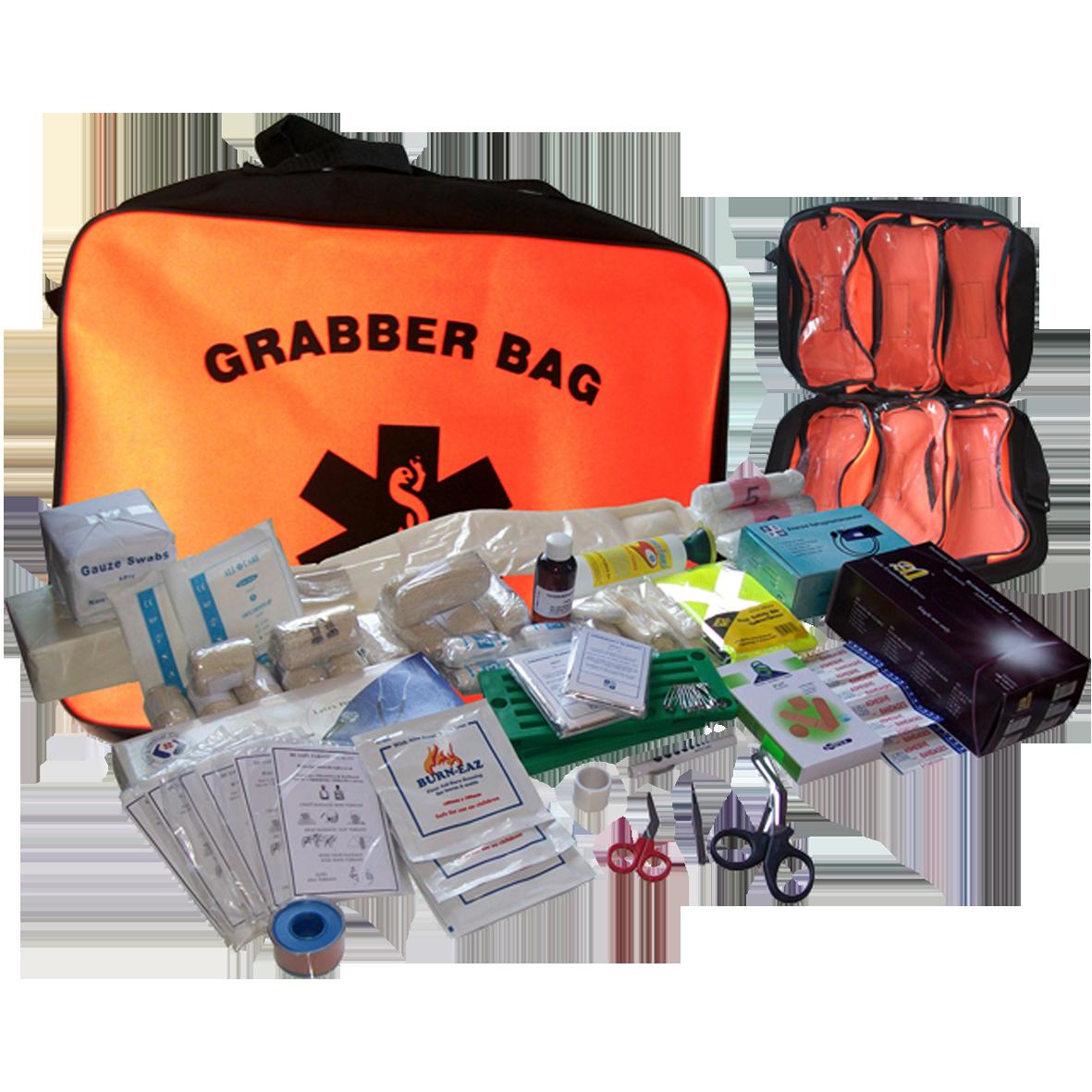 Utility in a Grab Bag