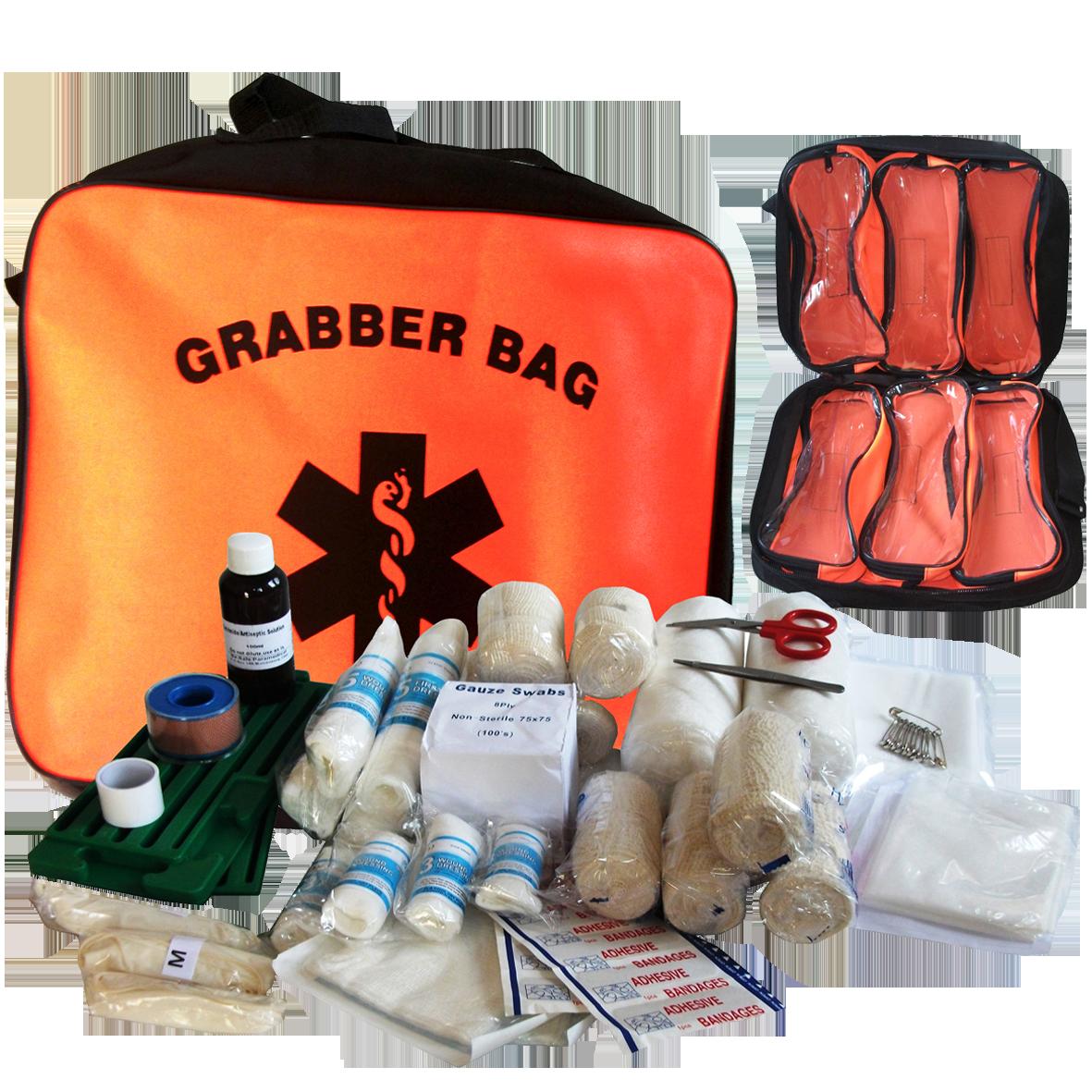 Regulation 3 in a Grab Bag