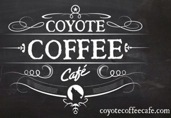 Coyote Coffee Gift Card 00000