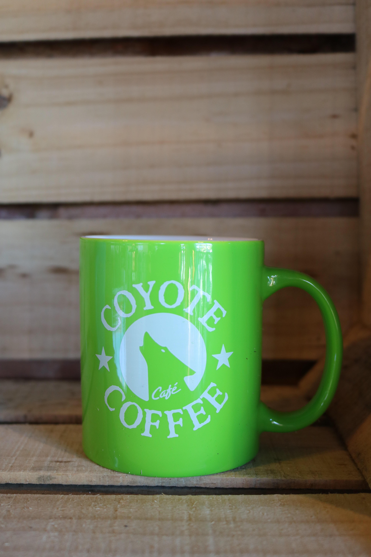 Green Coffee Mug 0000028