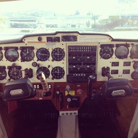 Visita guidata gratuita all'Aeroclub!