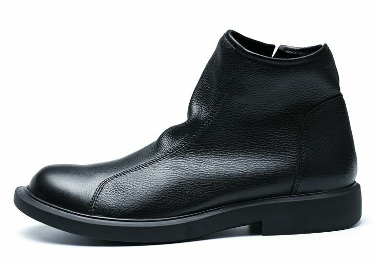 Black Homme Boot