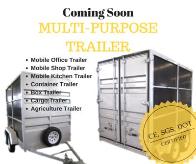 Multi-Purpose Trailer
