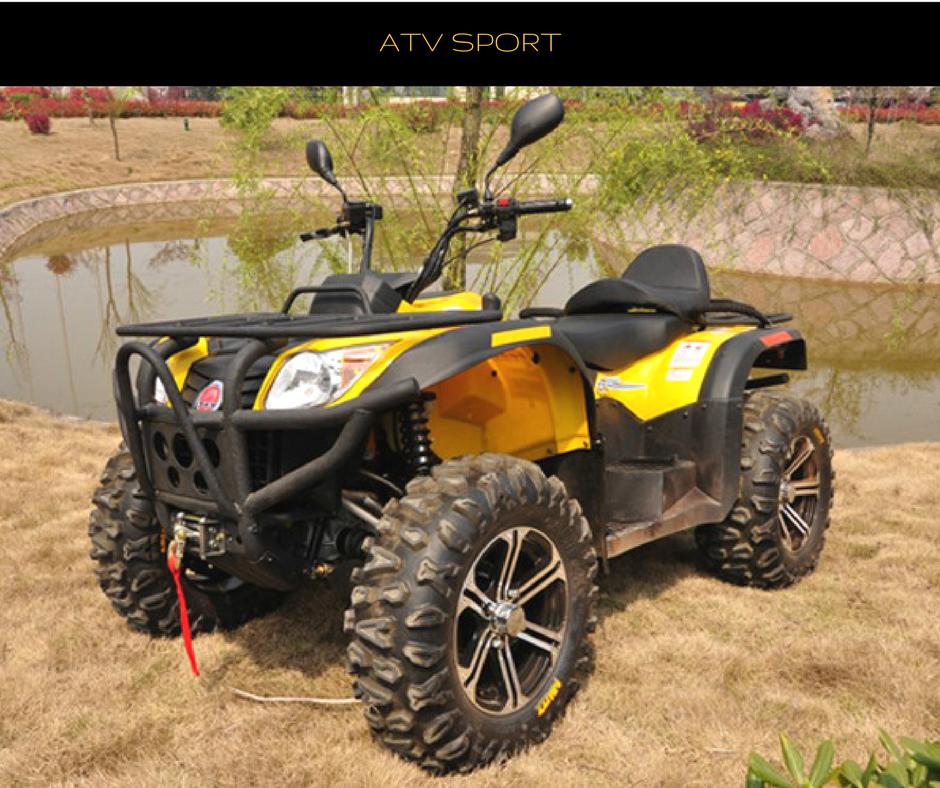 ATV Sport-500cc