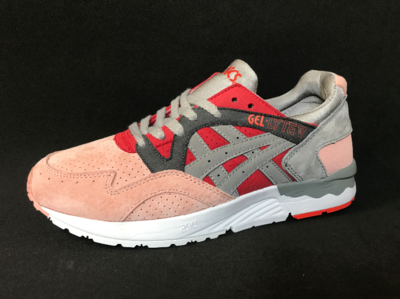 Pink Red Grey AGL V