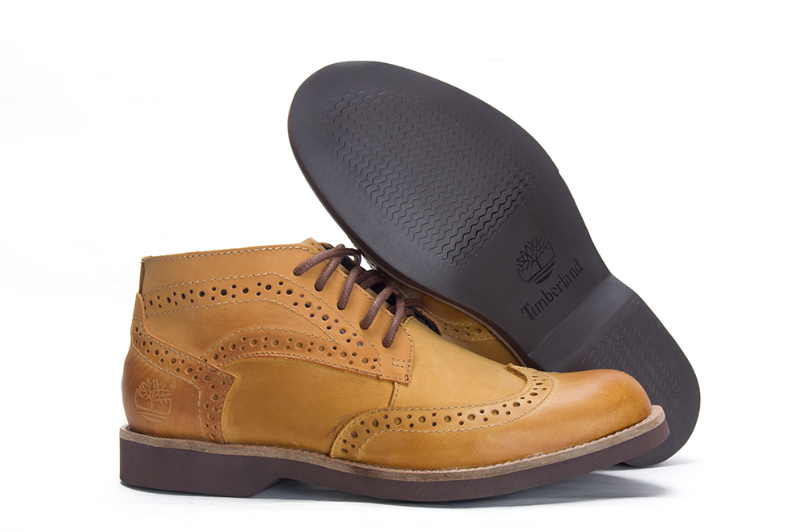 Formal Casual Yellow TMB Shoes