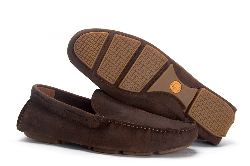 Brown Casual TMB Shoes