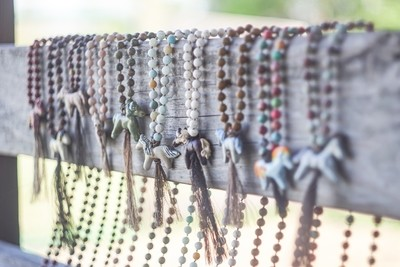 Custom Mustang Mala $50 Deposit (total cost is $300) - All Money is Donated to I AM HERD Mustang Sanctuary