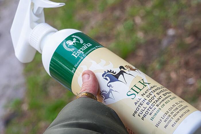 España Silk Detangler Spray 1/2 Liter