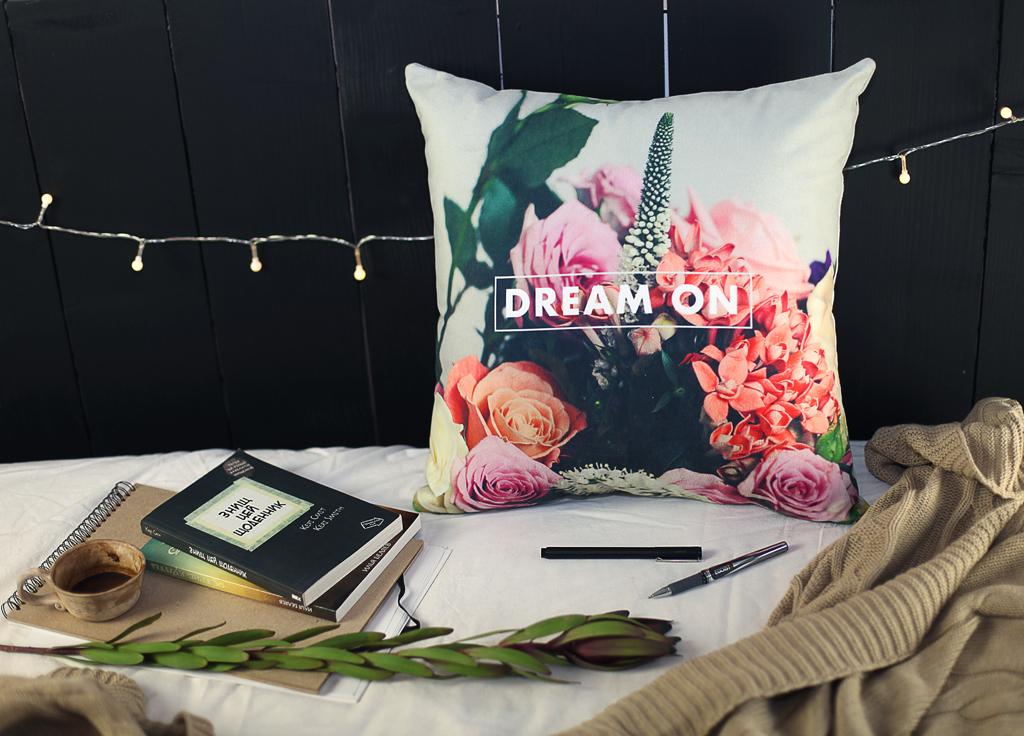 Подушка для дивана 45х45 см