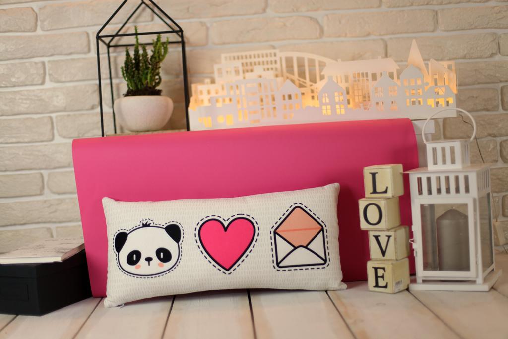 Подушка для дивана 50х24 см