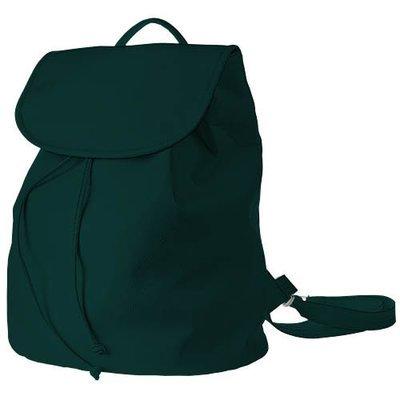 Рюкзак женский кожзам Mod MAXI, цвет темно-зелёный MMX1_TZE