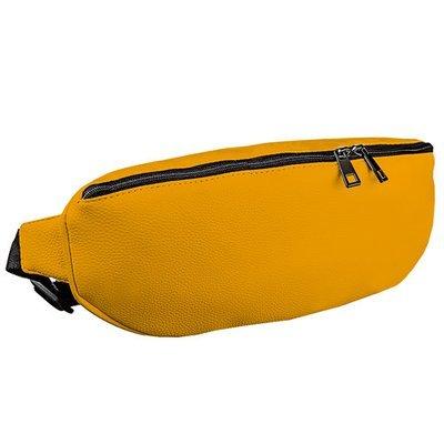 Сумка бананка BADABUMBAG, цвет желтый EBB1_ZHL