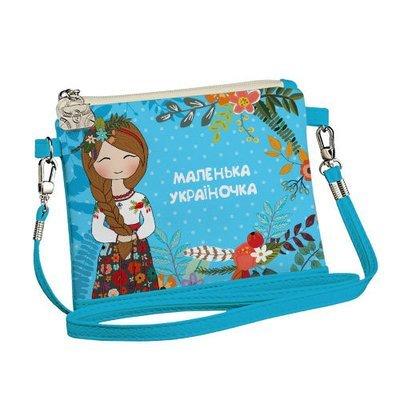 Сумка для девочки Little fairy Маленька україночка у квітах SF_FLG010_GOL