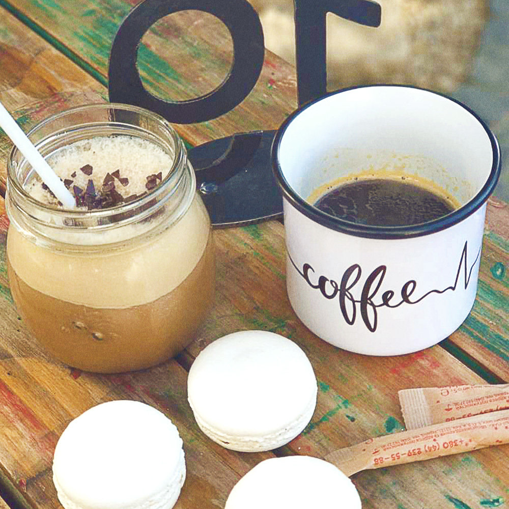 """Стильная кружка Camper """"Coffee"""""""