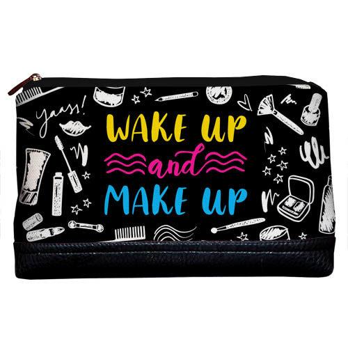 Косметичка дорожная женская Lovely Wake up and make up