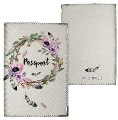 Обложка на паспорт Ти - диво! PD_19F015_SE