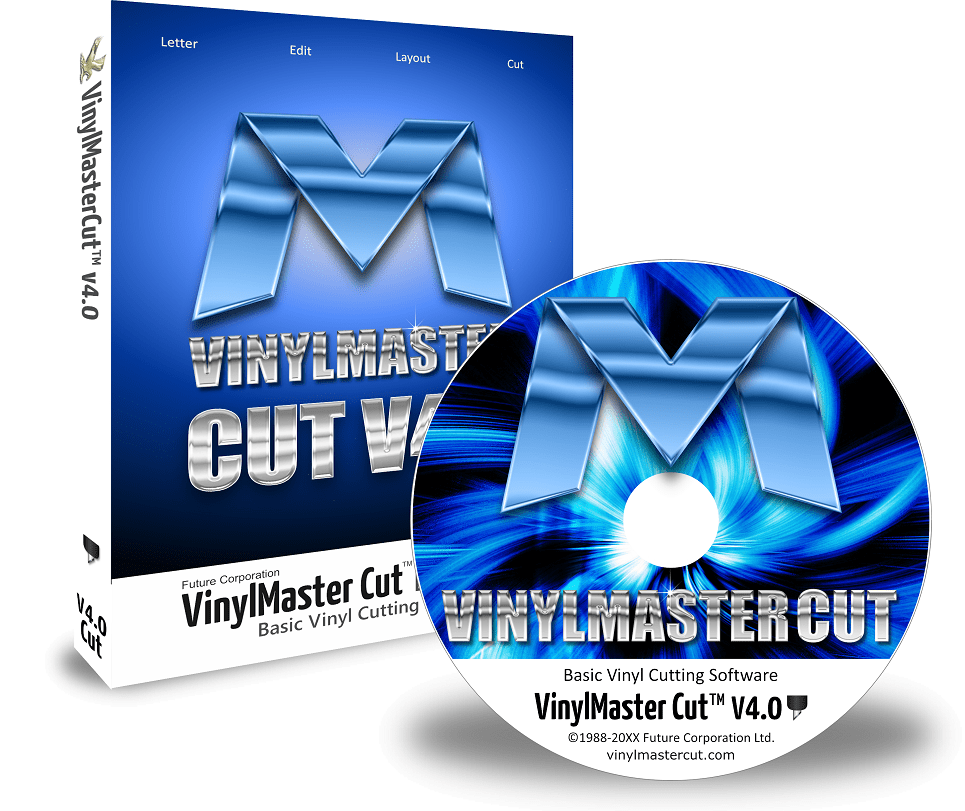 VinylMaster Cut – Vinyl Cutter Software Basic basic cut 4.0