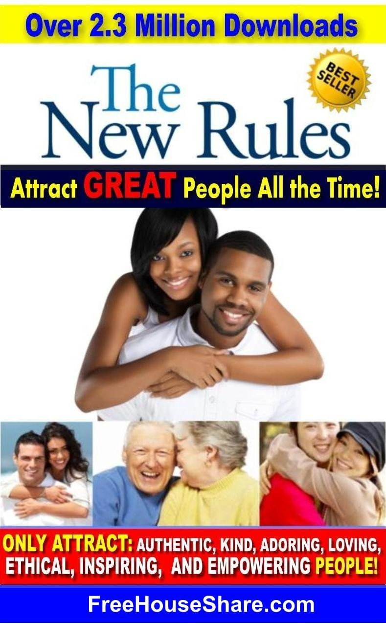 $3 | NEW RULES (Attract GREAT People All the Time!)