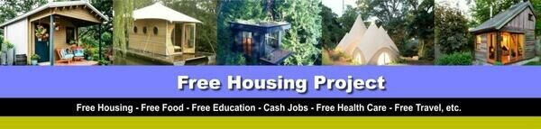 Learn how to Live for Free Globally.