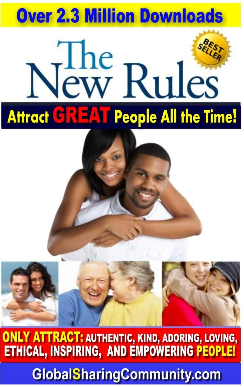 $2.95 | THE NEW RULES (Attract GREAT People All the Time!)  (Over 2.3 Million Views)