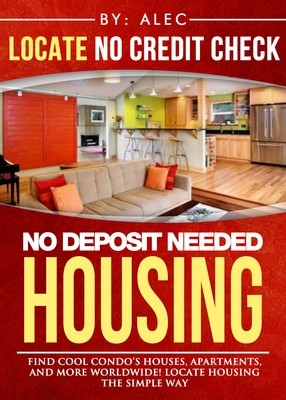 $3 | Locate No Credit Check & No Deposit Housing. (2.3 Million Views) Best Seller