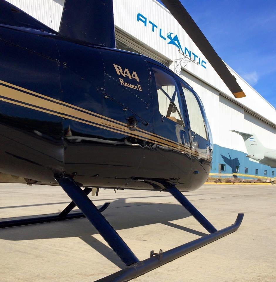 R44 1 hour Discovery Flight