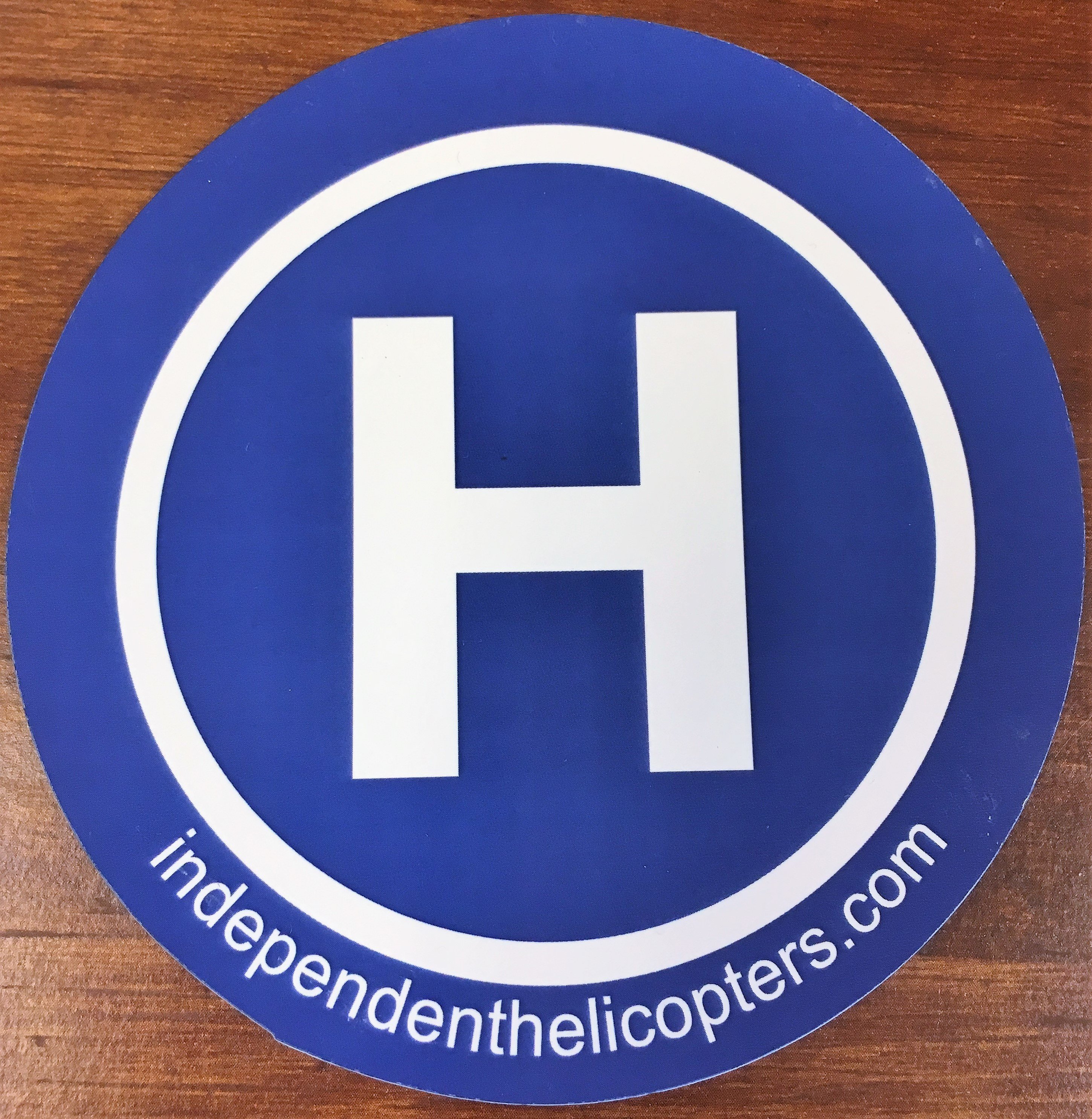 IH Car Magnet 00006