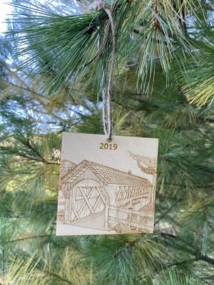 2019 Camp Tecumseh Ornament