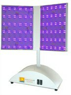 Caribbean Sun Professional Acne Light Therapy Blue/Red