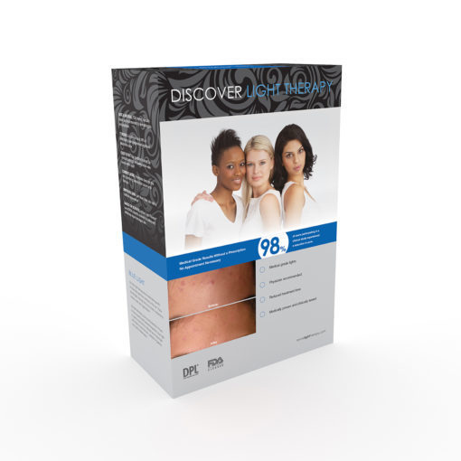 Kathy Ireland reVive Acne Treatment LED Light Therapy (Clinical)