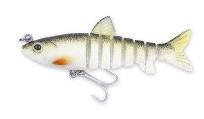 106 Vudu Mullet Injured 3.5 inch 1/4 oz (1/pk)