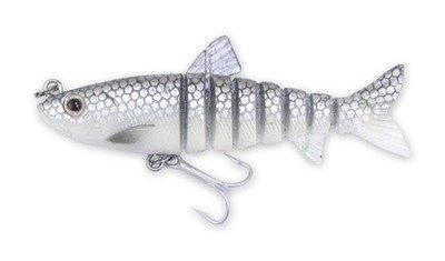 100 Vudu Mullet Silver Streak 4.5 inch 1/2 oz (1/pk)