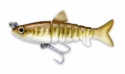 115 Vudu Mullet Gold Croaker 4.5 inch 1/2 oz (1/pk)