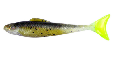 132 Wedgetail Chicken on a Chain/Chart Tail 3.5 inch (8pk)