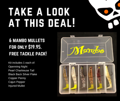 Mambo Tackle Pack 3.5 inch
