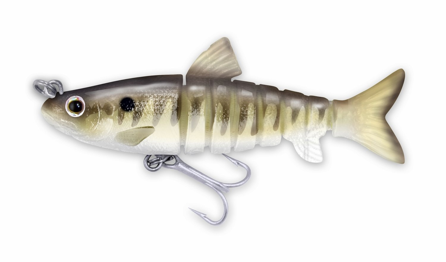 116 Vudu Mullet Croaker 3.5 inch 1/4 oz (1/pk)  DISCONTINUED
