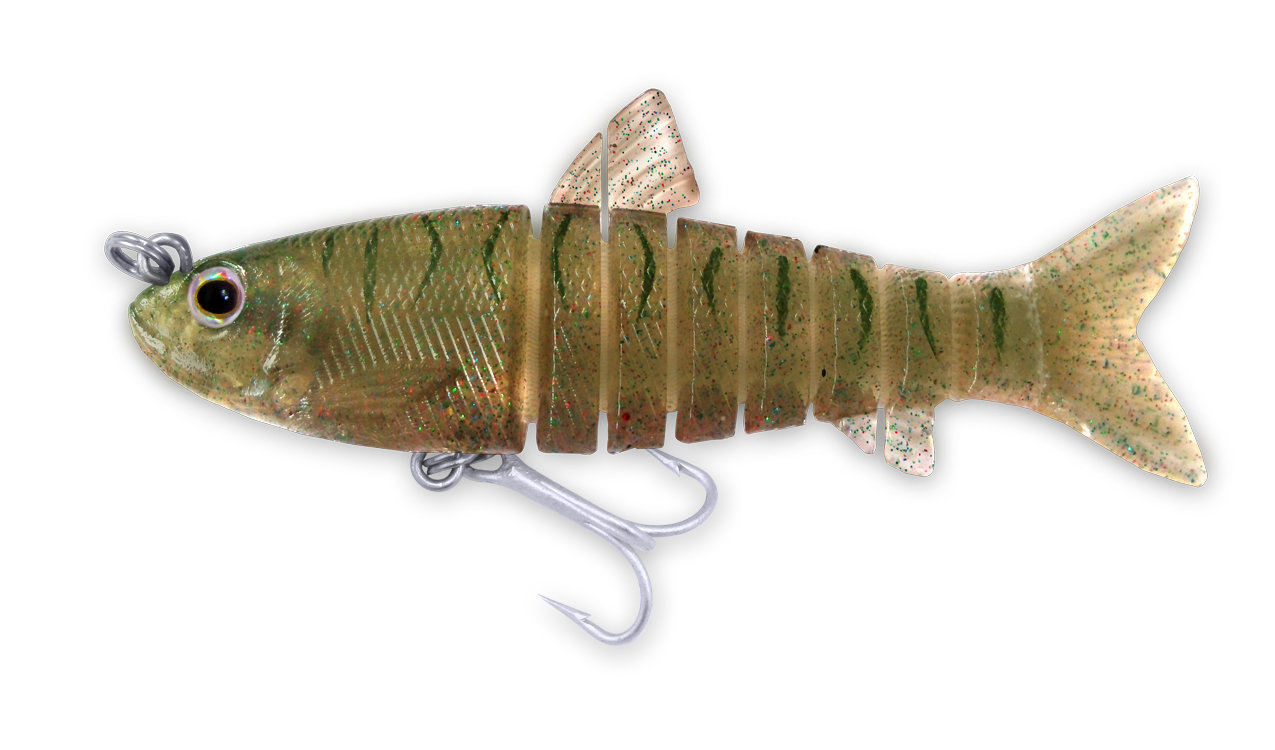 107 Vudu Mullet Magic 4.5 inch 1/2 oz (1/pk)