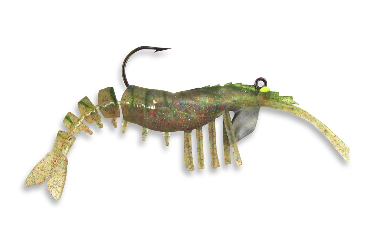 06 Vudu Shrimp Magic 4 inch 1/4 oz (2pk)